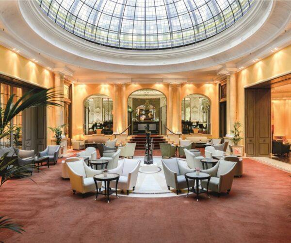 Hotel Bayerischer Hof Munich