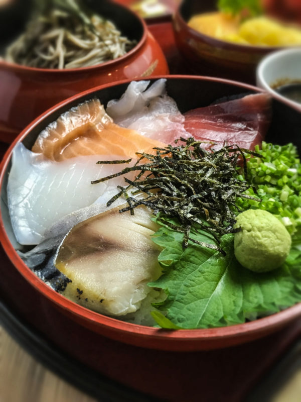 KAISENDON SET Power Lunches - Fresh catch is turned the most delectable meal and menu options.