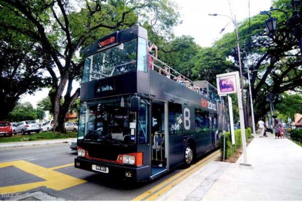 KL Hop On Hop Off Bus Pass Image via KLOOK