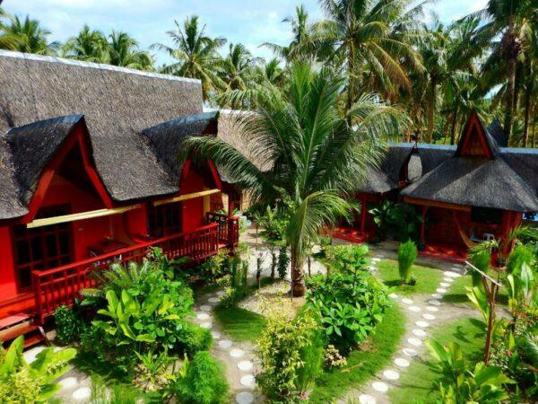 Kokai Resort Bar and Restaurant in Siargao