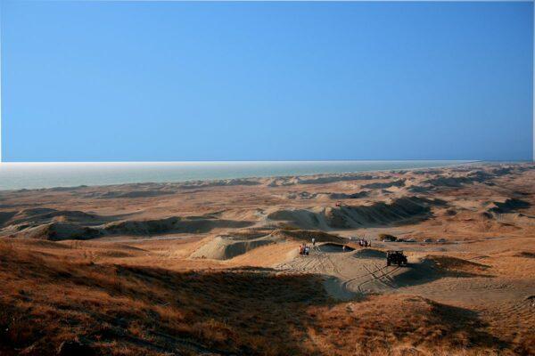 La Paz Sand Dunes by Ricky Artigas via Wikipedia CC