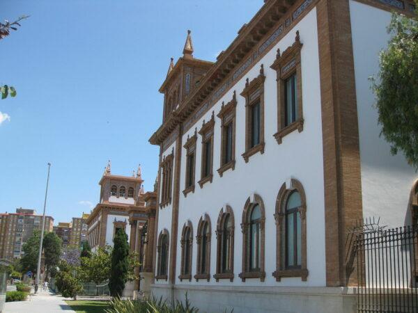 La Tabacalera Malaga by Alf Melin via Wikipedia CC