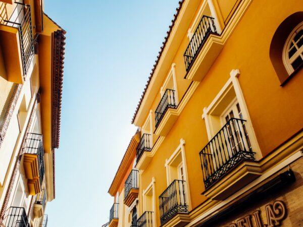 Malaga Spain by Zach Rowlandson via Unsplash