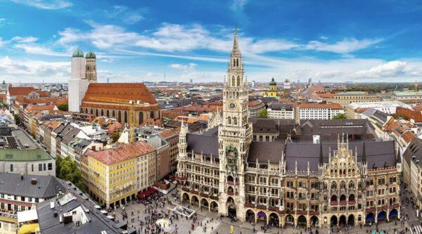 Munich City Tour photos via KLOOK
