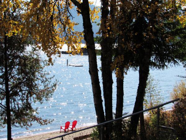 Priest Lake, Idaho photo by Peckycox via Wikipedia CC