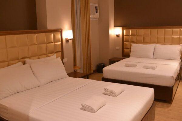 Robertson Hotel in Naga City
