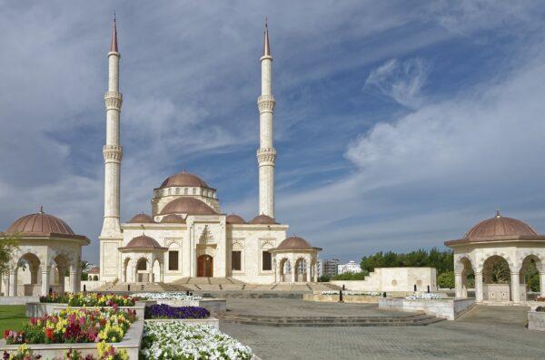 Saeed Bin Taimur Masjid