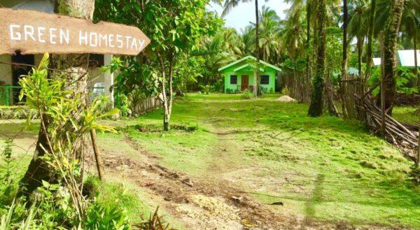 Siargao Green House Homestay Accommodation