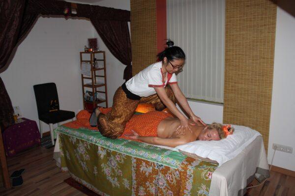 Thai Massage in Bangkok