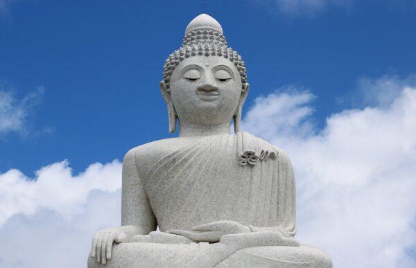 The Big Buddha of Phuket