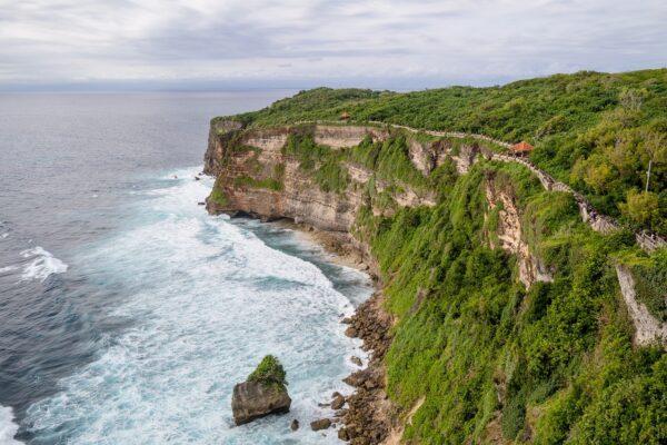 Uluwatu in Bali