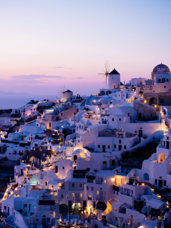 Amazing Things to do in Santorini by Tom Grimbert via Unsplash