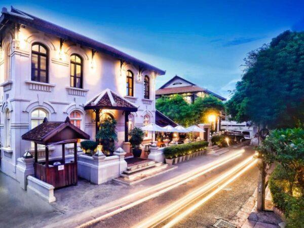 Ansara Hotel in Vientiane