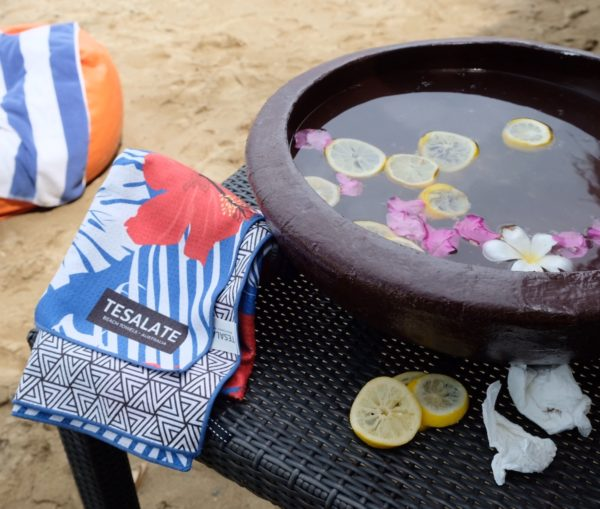 Anti-Sand Beach Towel