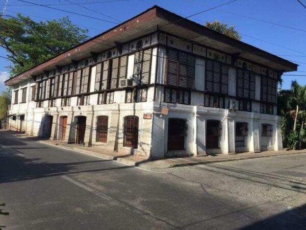 Arce Mansion in Vigan