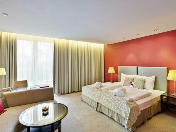 Austria Trend Hotel Savoyen Vienna Deluxe Double Room