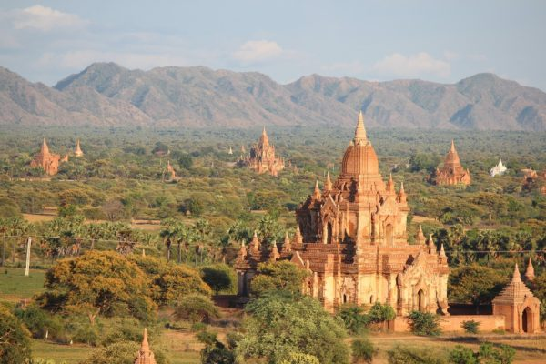 Bagan Archaeological Zone