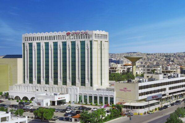 Crown Plaza Hotel Amman