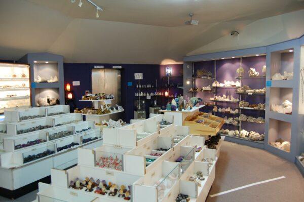 Crystal Mountain Shop in Auckland photo via FB