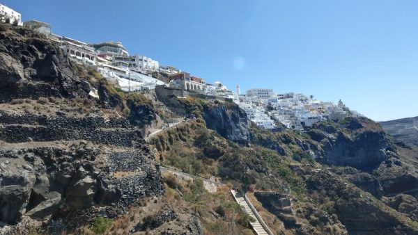 Fira to Oia Hiking Trip - Activities in Santorini