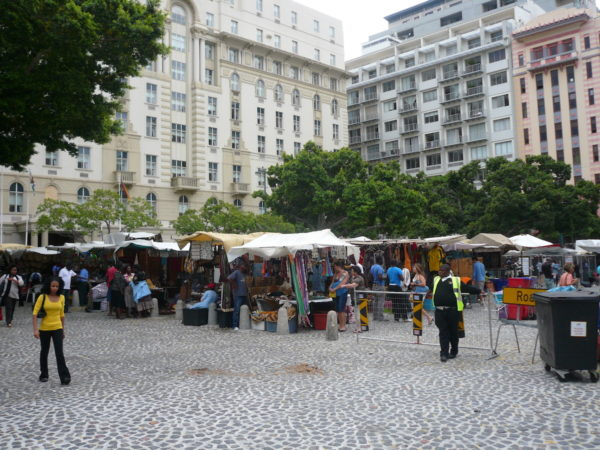 Greenmarket Square by Maethordaer via Wikipedia CC