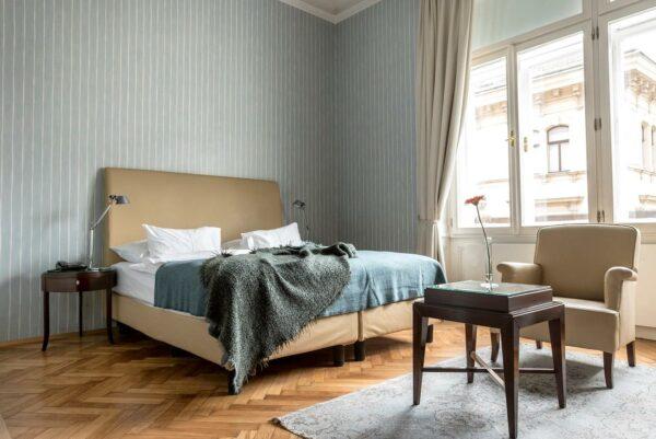 Hotel Altstadt Vienna Deluxe Double Room