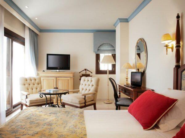 Hotel Puent Romano in Marbella Spain
