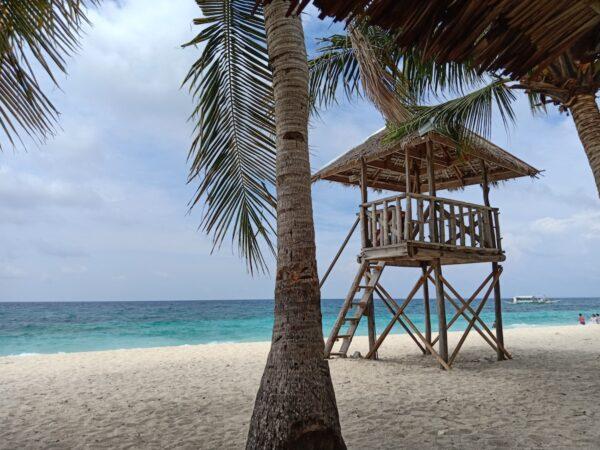 Kalanggaman Island in Palompon Leyte
