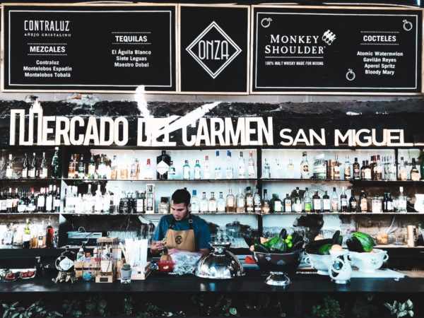 Mercado Del Carmen, San Miguel de Allende, Mexico photo by Ruben Ramirez via Unsplash