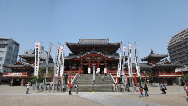 Osu Kannon photo by Gryffindor via Wikipedia CC