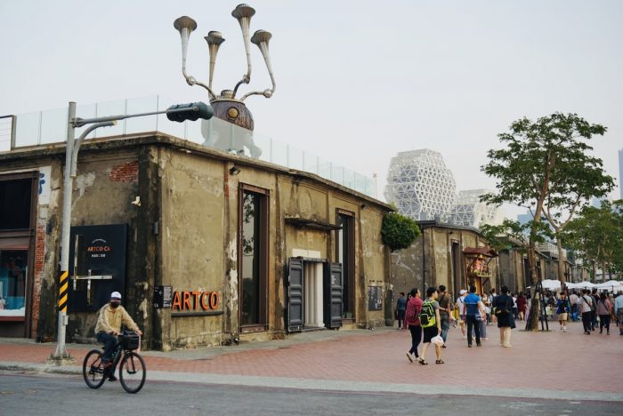 Pier-2 Art Center