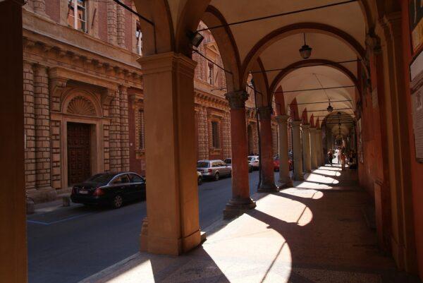 Porticoes of Bologna