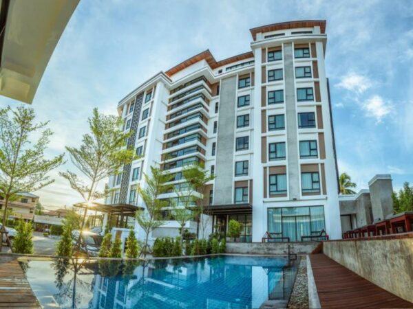 S Park Design Hotel in Vientiane