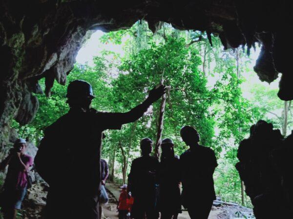 Sohoton Cave in Basey Samar