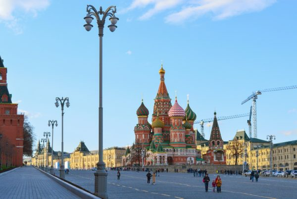St. Basils Cathedral - Best Things to do in Moscow