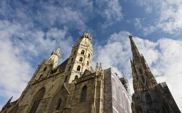 St. Stephens Cathedral in Vienna