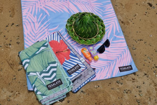 Tesalate Quick Dry Beach Towel from Australia