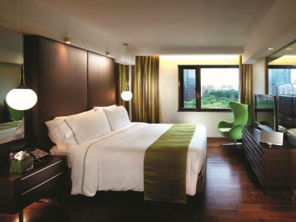 The Mira Hong Kong Luxury Hotel Rooms