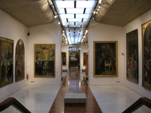 The National Art Gallery of Bologna by Sailko - Wikipedia CC