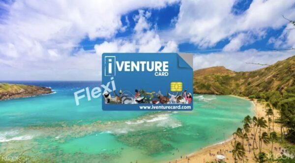 iVenture Honolulu Flexi Attractions Pass