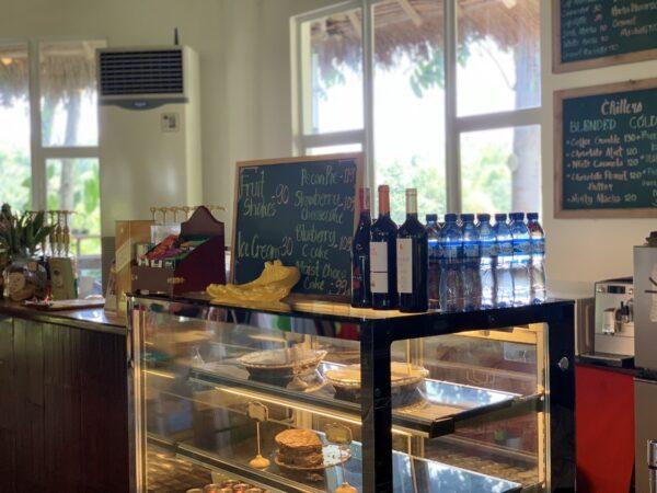 Coffee and Souvenir Shop
