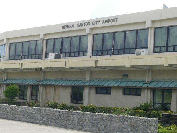 General Santos International Airport by Bluemask via Wikipedia CC