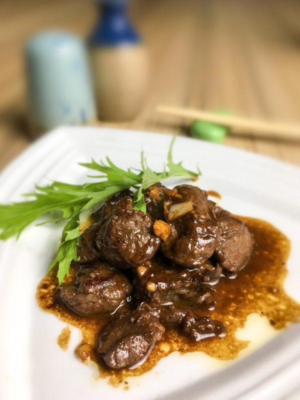 Kitsho also proffers the best tasting meat dishes.