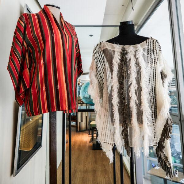 La Herminia Pina Silk - Likhang Habi Textile Fair 2018