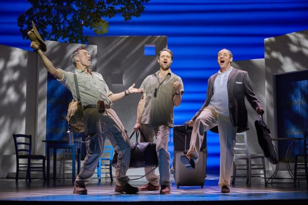 Mamma Mia the Musical in Manila