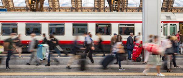 Milan Railway Station