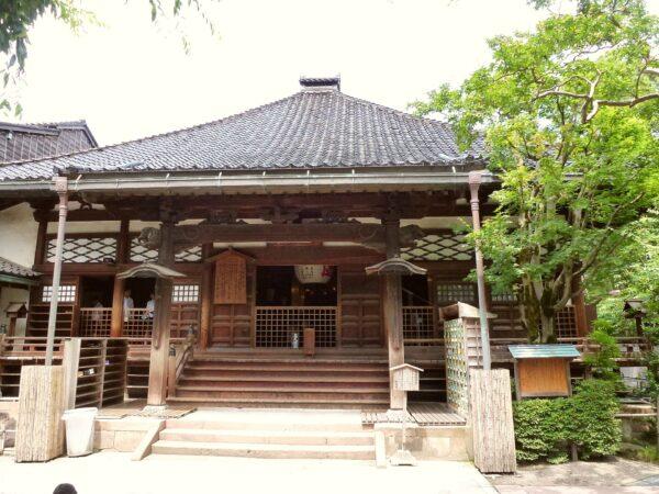 Myoryuji in Kanazawa Japan