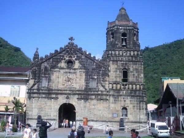 Paete Church by Carlo Joseph Moskito via Wikipedia CC