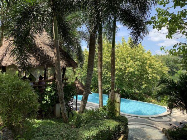 Pool at Damires Hill Resort