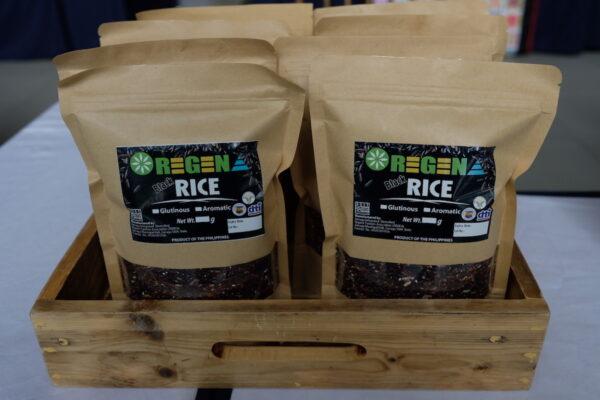 Regena Black Rice